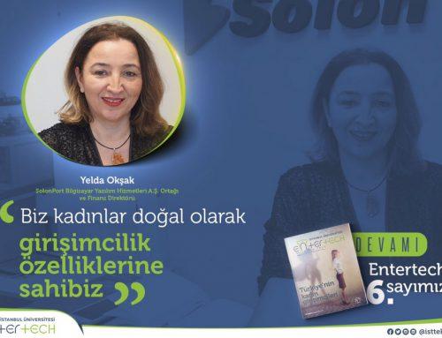 İstanbul Üniversitesi Entertech Dergisi Röportaj